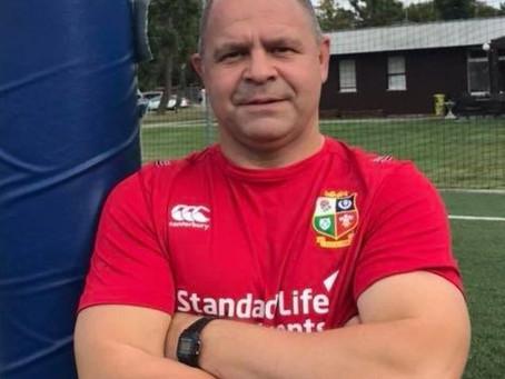 Schot Andy Knight traint voortaan Rhinos