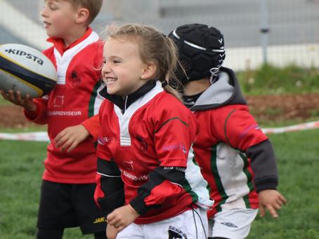 Rhinos Rugby Oudenaarde over sport en armoede