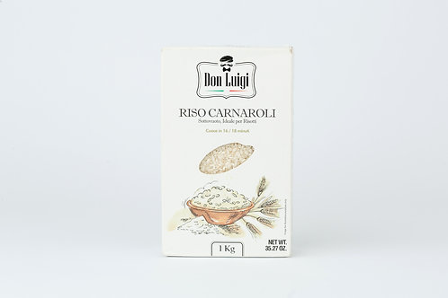 Don Luigi,Carnaroli Rice 1Kg