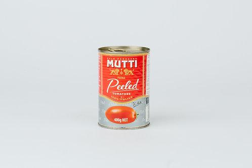 Mutti,Whole Peeled Tomatoes 400gr