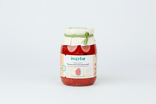 Inserbo,Piennolo Tomatoes DOP Sauce 520gr