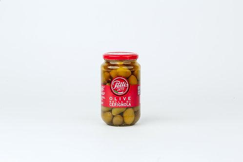 Polli,BDC Olives In Brine 565gr