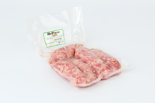Salum.Bianco,Fresh Sausage 500g