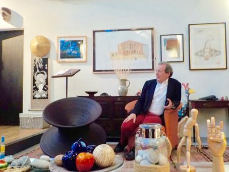 UKの旅:ジョージ・ファーガソン元ブリストル市長