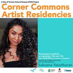 Artists-In-Residence Sakaana Installatio