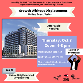 Oct 8_Growth Without Displacement-Housin