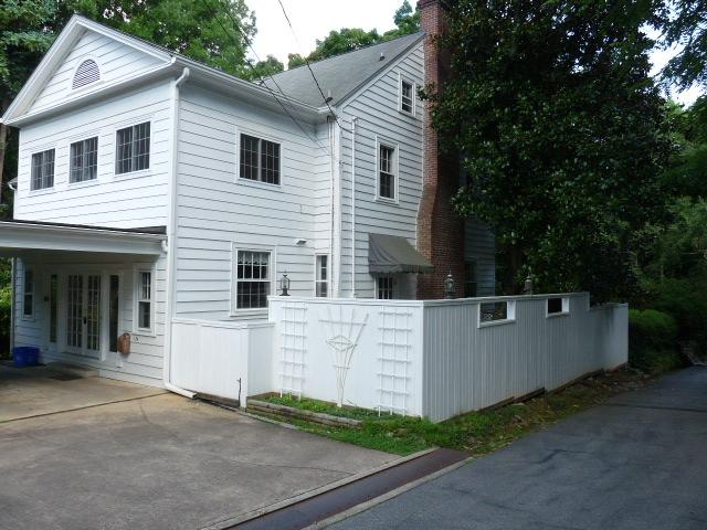 Arthur C. Nash House - Before