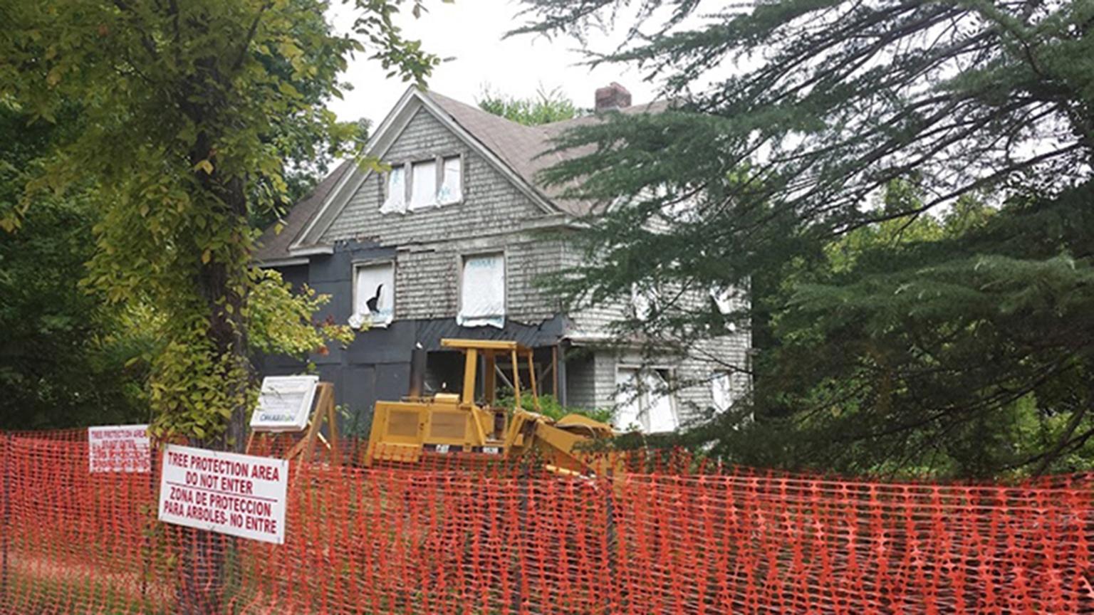 Edward Kidder Graham House - Before