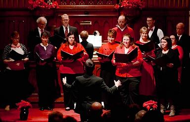 Palisade Communty Choir Kimberly Idaho