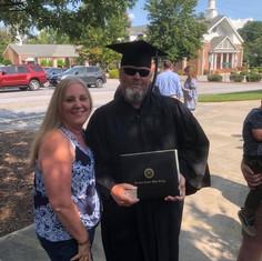 Phil Graduates Fruitland!