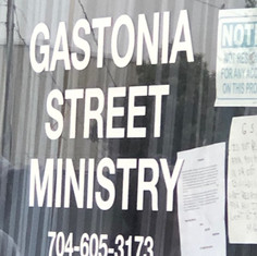Gaston Street Monthly Outreach