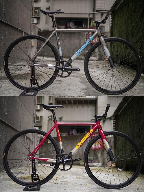 2021 Engine11 CritD x Faith Complete Bike