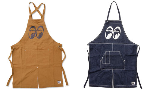 Mooneyes Equipped Canvas Apron