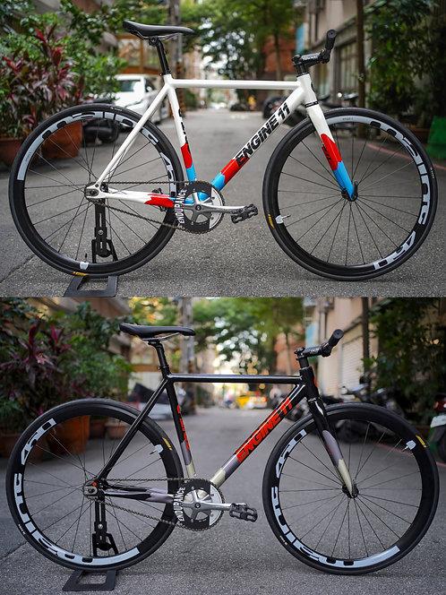 2020 Engine11 CritD x Faith Complete Bike