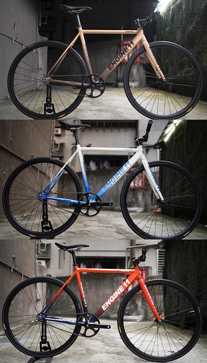 2021 Engine11 Vortex x Faith Complete Bike