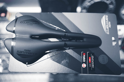 San Marco Aspide Open Fit Dynamic Saddle
