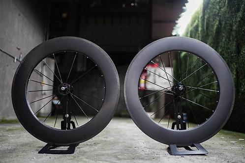 Ridea HT Track x Faith 88mm Carbon Wheelset