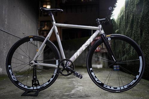 WASP x Faith Complete Bike