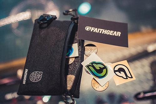 Faith Gear x Fordma Christmas Limit Zip Wallet
