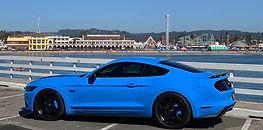 2017 | GT California Special | Grabber Blue