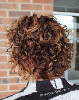 Short Curly Hair - Buffalo, NY