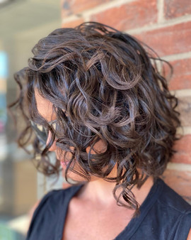 Curly Hair Details