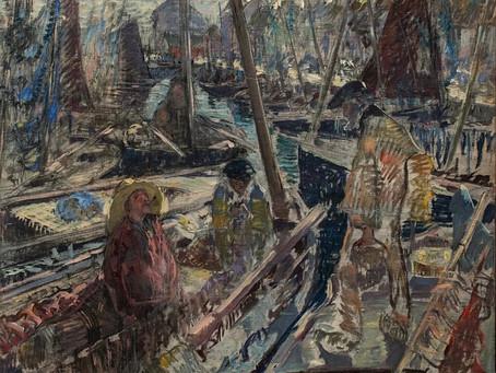19 января откроется выставка Константина Кузнецова в Третьяковке