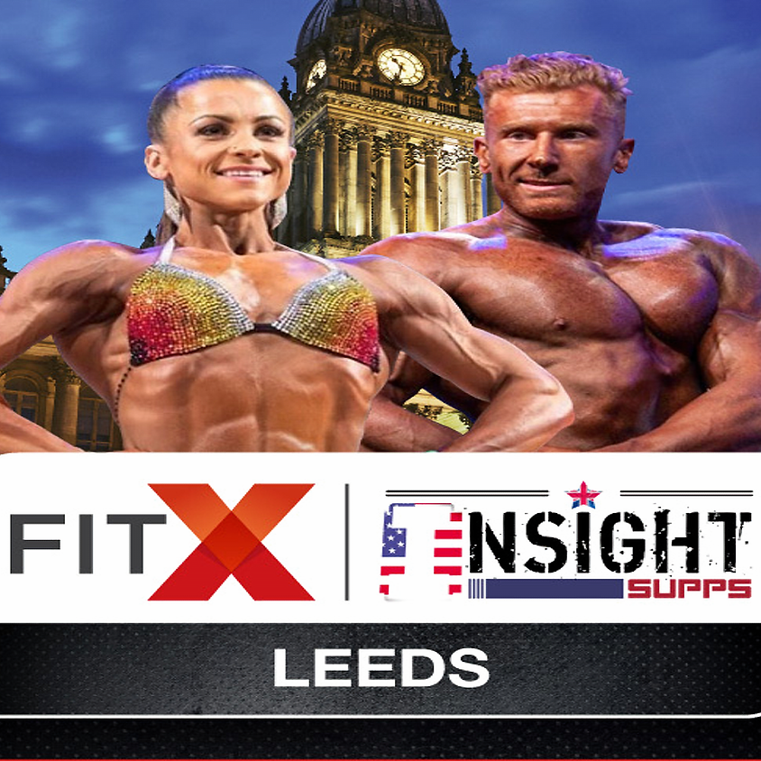 FITX LEEDS - SPONSORED BY INSIGHT SUPPLEMENTS
