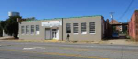 Tiny House Community Development warehou