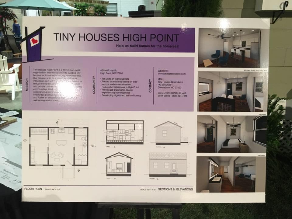 Tiny Houses High Point