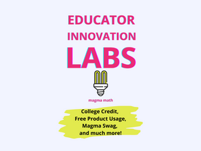 Educator Innovation Lab   Call for Educators!