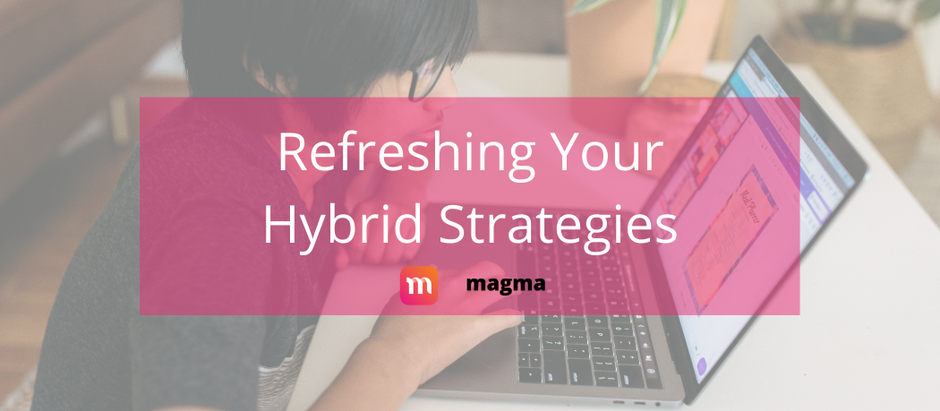 4 Ways to Refresh Your Hybrid Classroom This Fall