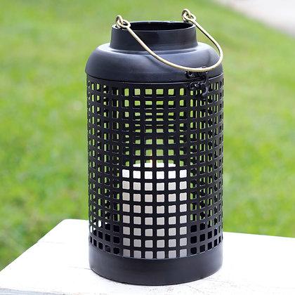 Santa Clara Lantern - Black