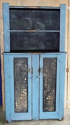 2 Door Open Top Cabinet