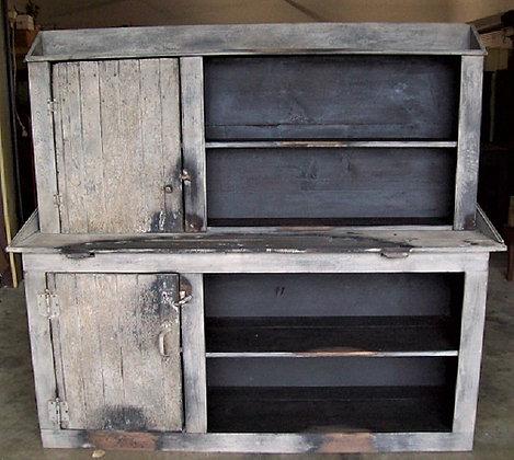 2pc Stepback Cabinet