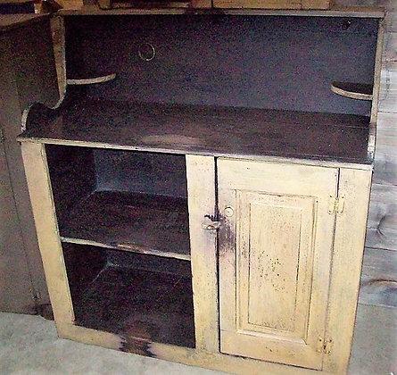 1 Door Stepback Cabinet
