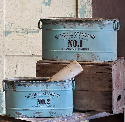 National Standard Bucket - Set of Two