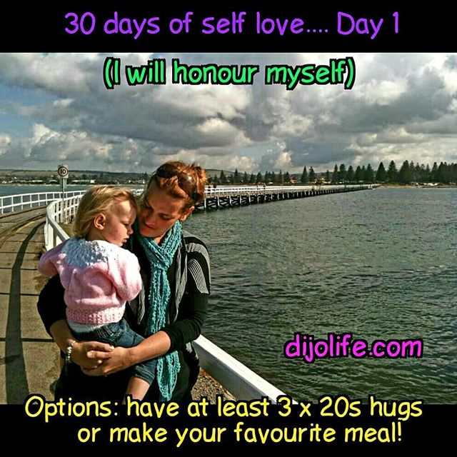 30 days of self love is back...take the challenge!_www.dijolife