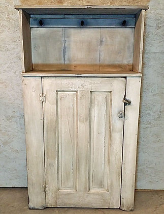 Open Top, 1 Door Cabinet - ws