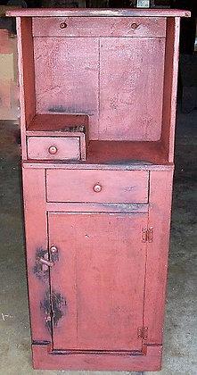 1 Door 2 Drawer Cabinet