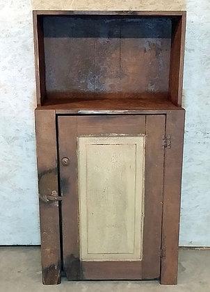 1 Door Stepback Cabinet - ws