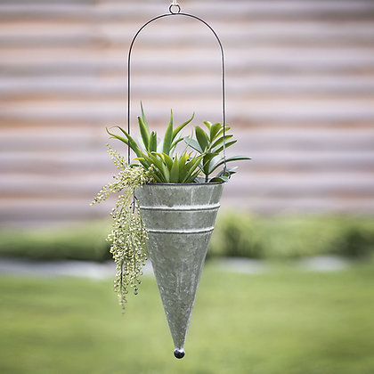 Hanging Flower Cone
