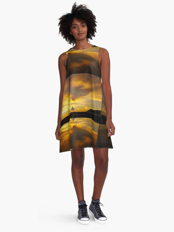 dijolife A line dress $80