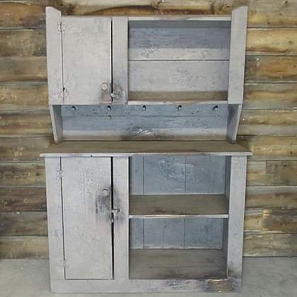 2pc Hanging Wall Cabinet