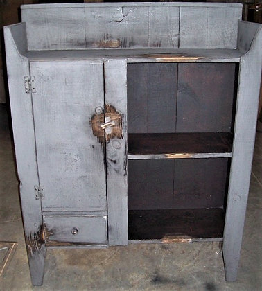 1 Door 1 Drawer Cabinet -ws