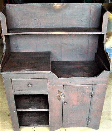 1 Door 1 Drawer Cabinet - ws