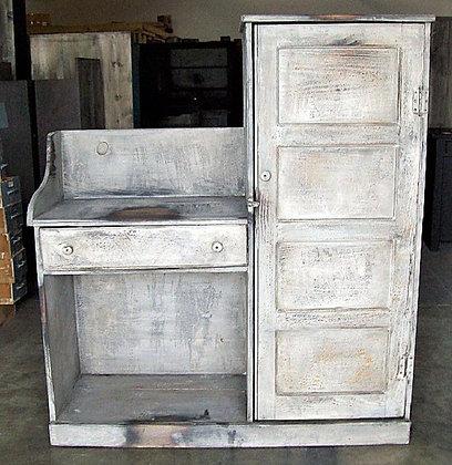 1 Door 1 Drawer Cabinet