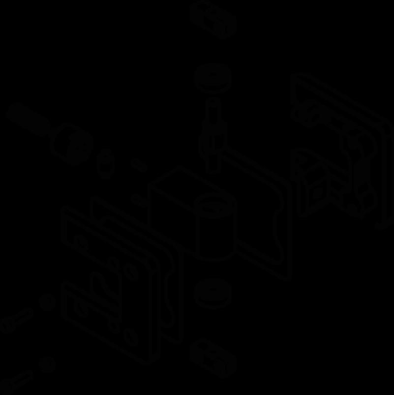 MWE Edelstahlmanufaktur: Agitus als Technologieträger, Explosionszeichnung
