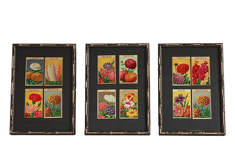 French Seed Packets c.1920s