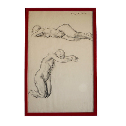 Pencil Sketch II by Gladstone